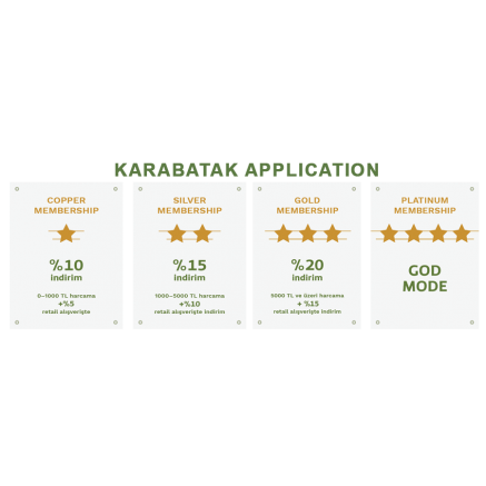 Karabatak Application