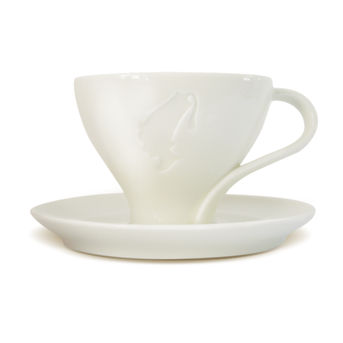 IVORY FEZ CAPPUCCINO CUP