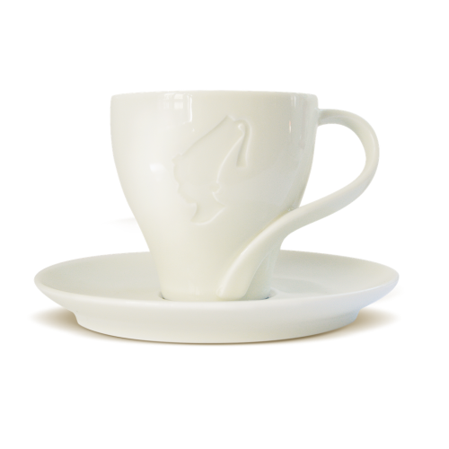 IVORY FEZ ESPRESSO CUP