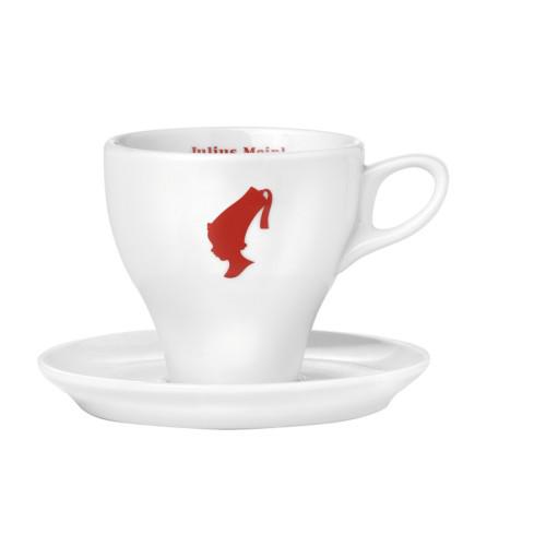 JULIUS MEINL LOGO CAPPUCCINO CUP