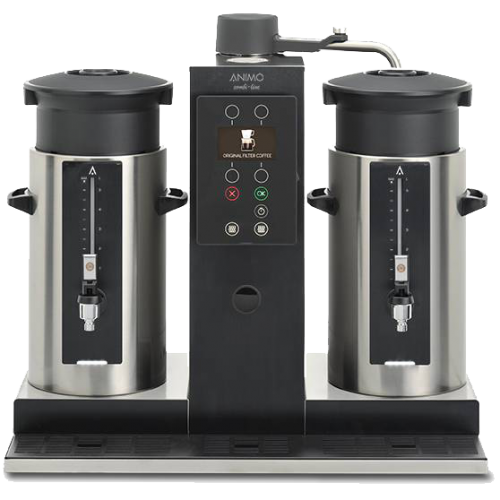 JM ANIMO CB 2*10L Filter Coffee Machine