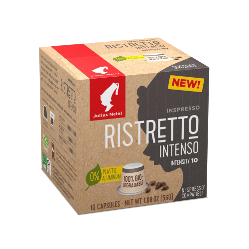 Julius Meinl Ristretto Intenso Nespresso Compatible Coffee Capsules 10pcs
